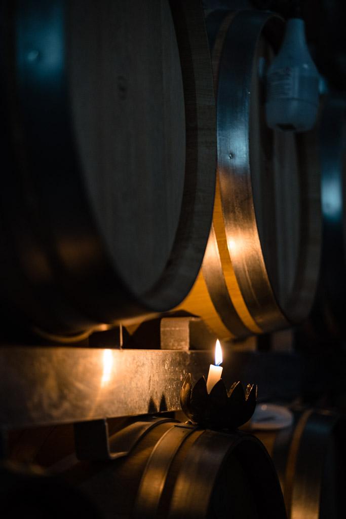 Notre volonté est de cultiver notre vignoble et d'élever nos vins tout en respectant notre terre