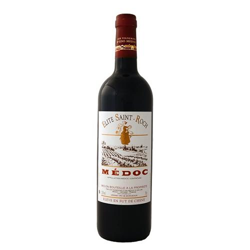 Elite Saint Roch - bouteille de vin du Médoc par UNI MEDOC